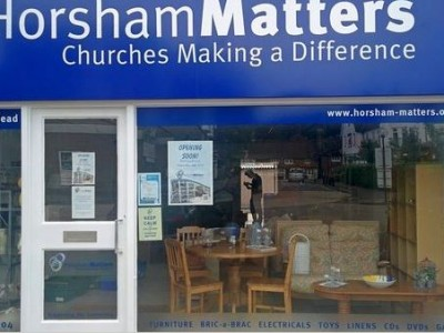 Horsham Matters opens in BIllingshurst