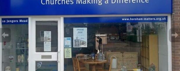 Horsham Matters opens in BIllingshurst