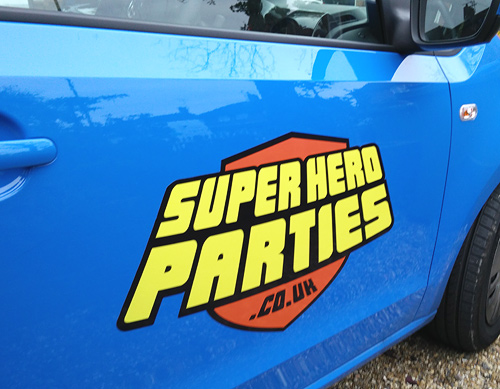 vehicle graphics by sl2
