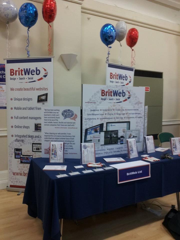 britweb roller banner