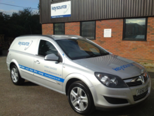 keysource vehicle graphics
