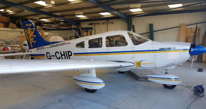 G-Chip Plane