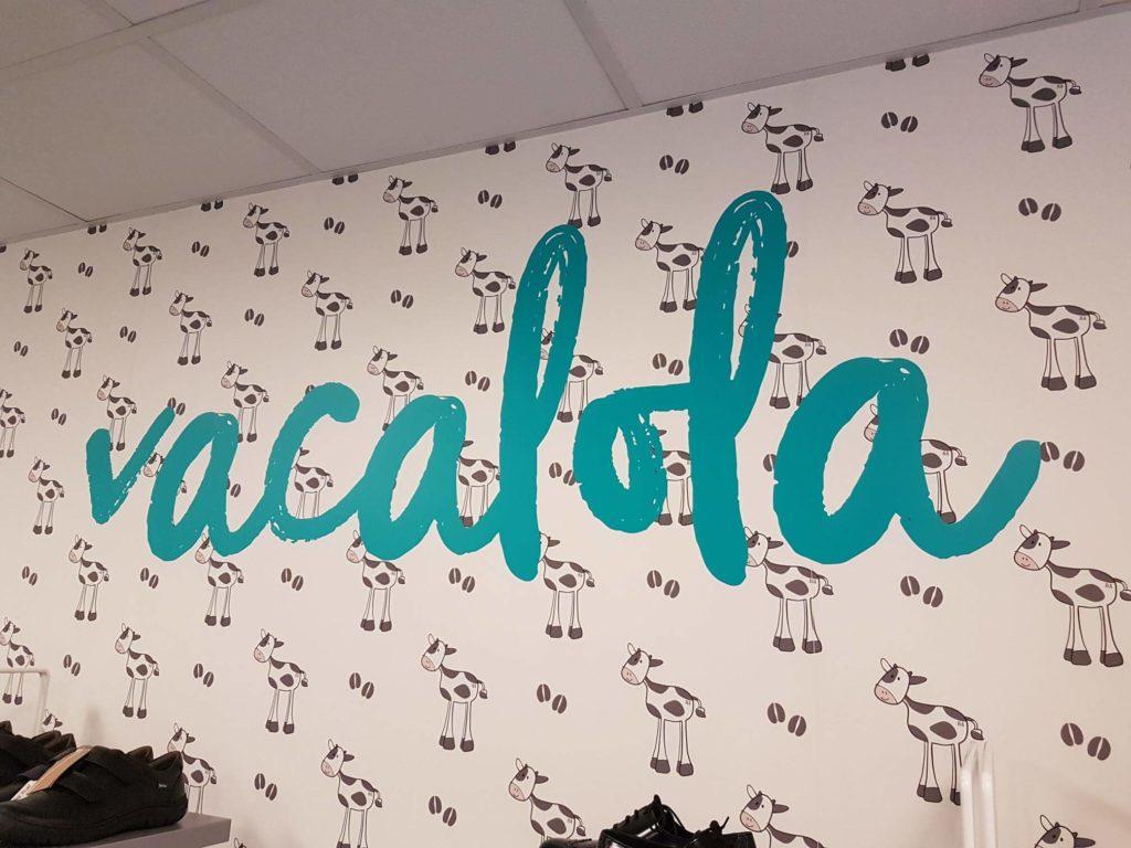 Vacalolo wall graphics