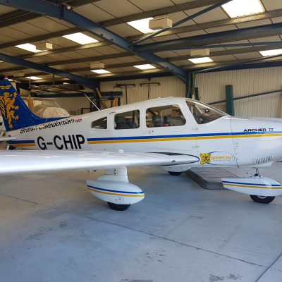 Aeroplane Graphics for light aircraft - Personalising a plane | SL2 Signs