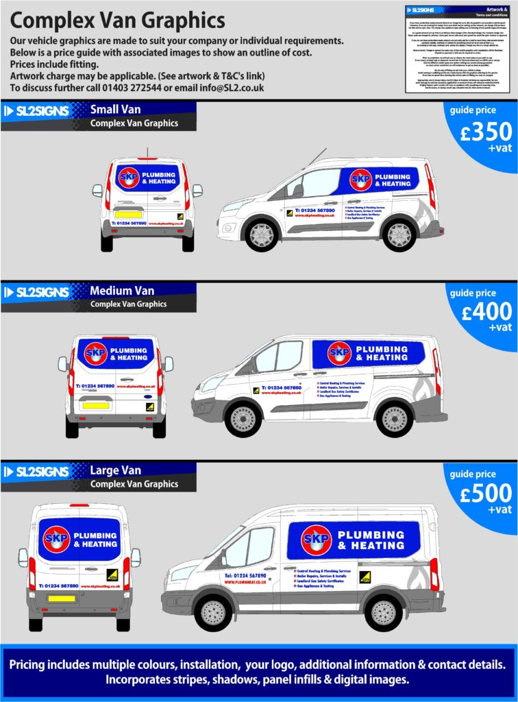 Complex van prices (1)