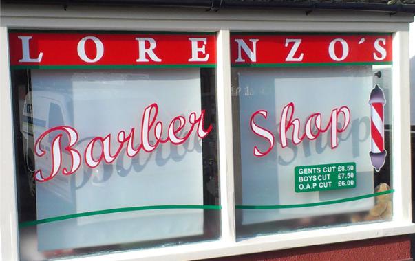 lorenzos barber shop