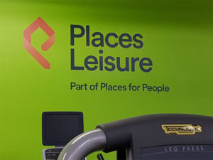 Places leisure wall graphics