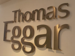 Thomas Eggar sign