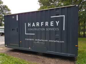 Harfrey other vehicle graphics