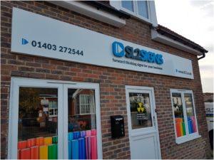 New SL2 Signs Shop